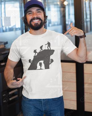 Planinci ratka majica GRAL